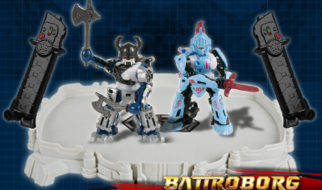 Figurines Battroborg