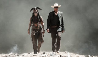 Photo Lone Ranger