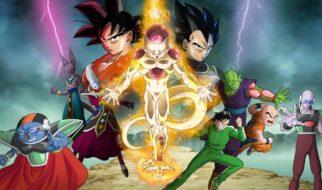 Dragon Ball Z, La résurrection de Freezer