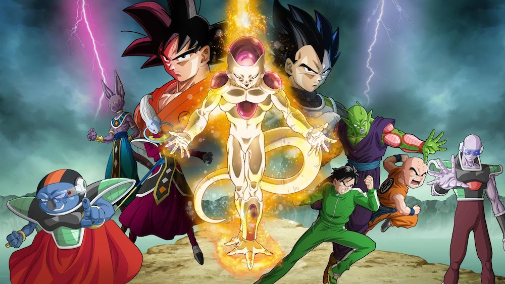 Dragon Ball Z, La résurrection de Freezer