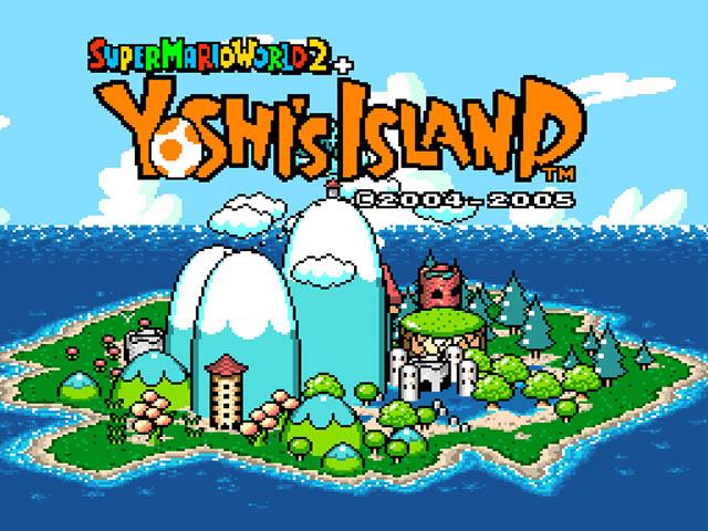 Yoshi's Island sur mobile