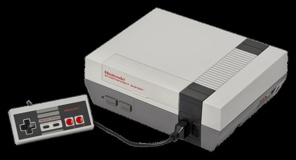 Nintendo NES, ou comment sauver l'industrie du jeu vidéo