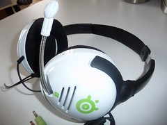 Casque Steelseries Spectrum 4XB