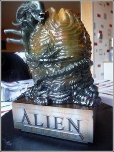 boitier oeuf alien
