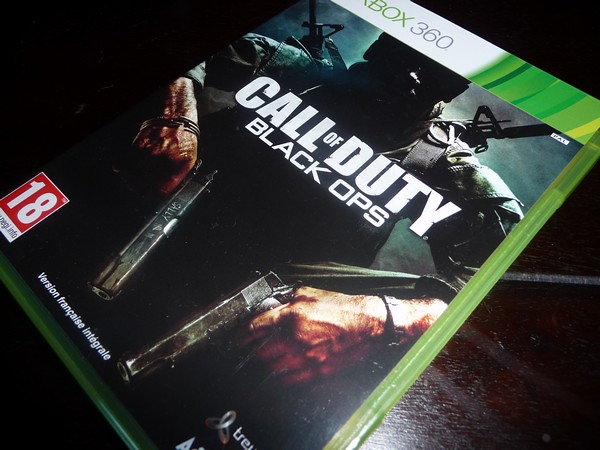call of duty xbox