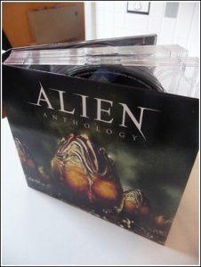 coffret collector alien