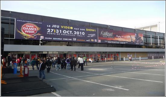 entree paris games week