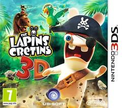 nintendo 3DS lapins cretins