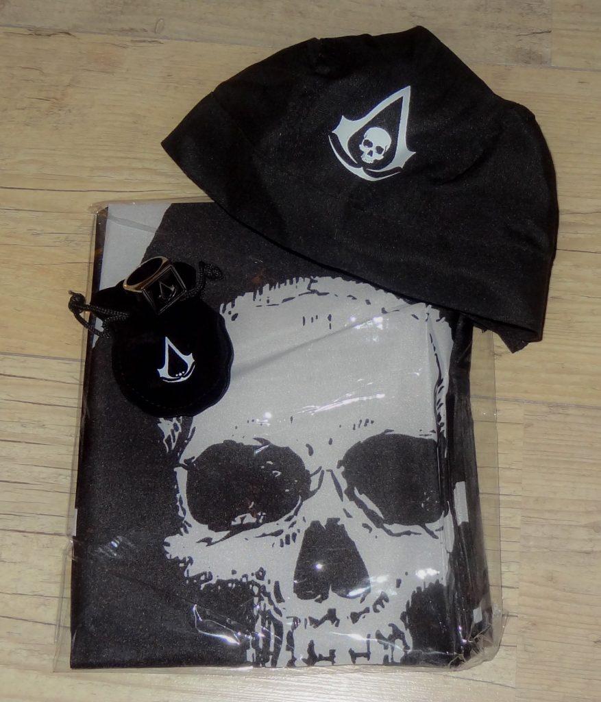 tee shirt assasins creed