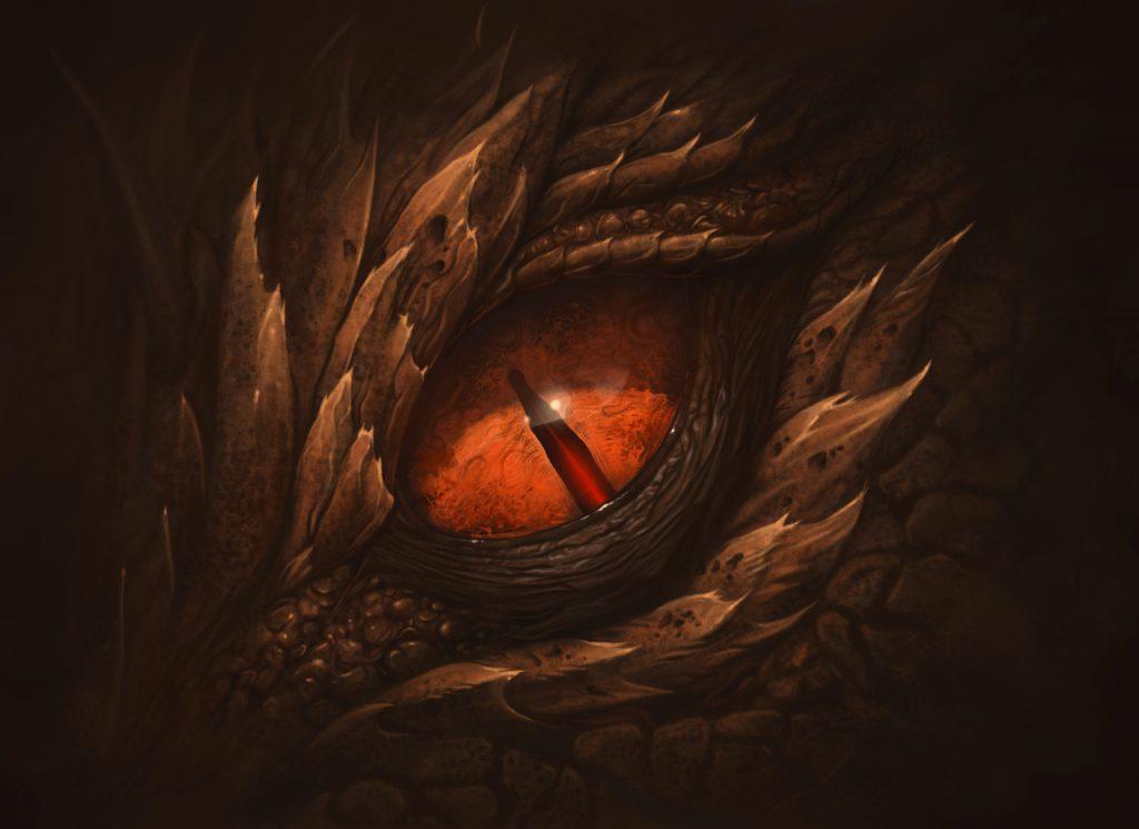 Oeil de dragon