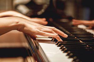 Jouer la «Comptine d'un autre été» au piano