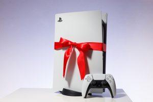 Playstation en cadeau